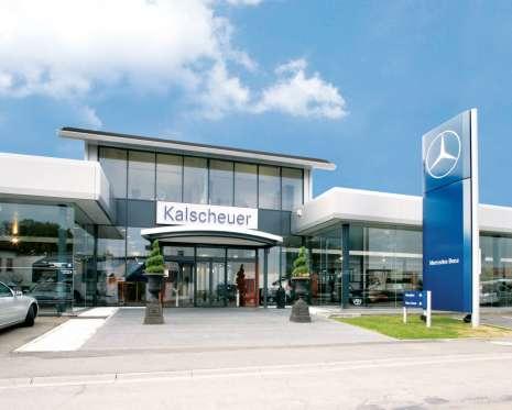 Garage Mercedes-Benz Kalscheuer à Eupen